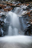 Waterfall in Vermont — Stock Photo