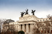 Madrid Building — Stock Photo