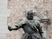 Statue — Stok fotoğraf
