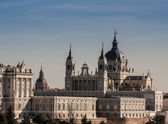 Katedral madrid — Stok fotoğraf