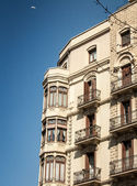 Building barcelona — Stock Photo