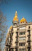 Building barcelona — Stockfoto