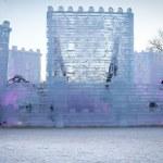 Ice castle — Stock Photo #41229885