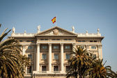 Government Building Barcelona — Stock Photo