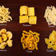 Pasta collection 2. — Stock Photo