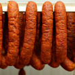 Traditional sausage - Stock Photo