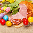 Easter arrangement — Stock Photo