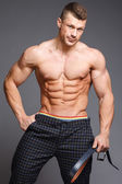 Bodybuilder — Foto Stock
