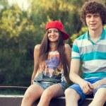 Teens spirit — Stock Photo #39096277