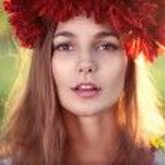 Ukrainian girl — Stock Photo #47199479