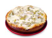 Rhubarb pies — Stock Photo