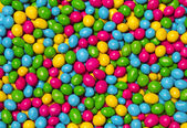 Färgat godis — Stockfoto
