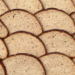 Stock Photo: Background sliced bread