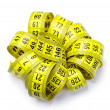 Measuring tape of tailor — Stock Photo #27413443