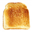 Slice toast bread — Stock Photo