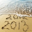 New Year 2013 — Stock Photo #13766952