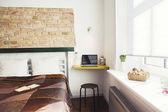 Studio-type guest house — Stock Photo