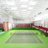 テニスコート — ストック写真