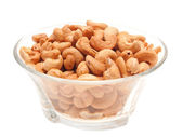 Cashew in bowl. — Stock Photo