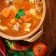 Veal stew - Stockfoto