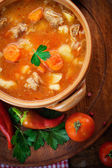 Veal stew — Stock Photo