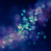 Festive bokeh background — 图库照片
