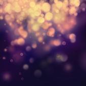 紫のお祝いクリスマスの背景 — ストック写真