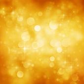 Festliche goldenen hintergrund — Stockfoto