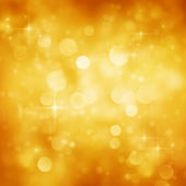 Sváteční zlaté pozadí — Stock fotografie
