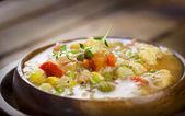 Chicken stew — Stock Photo