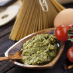 Pasta ingredients — Stock Photo #19777827