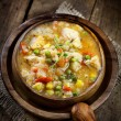 Chicken stew — Stock Photo #21600547
