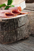Fresh ham — Stock Photo