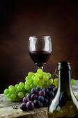 вина концепция — Стоковое фото