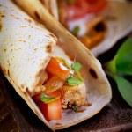 Fresh tortillas — Stock Photo #25644789