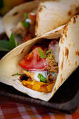 Fresh tortillas — Stock Photo