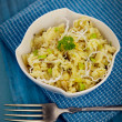 Leek risotto — Stock Photo #27086867