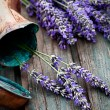 Fresh lavender — Stock Photo #27665159