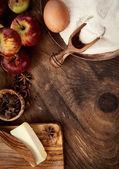 Baking concept background — Stock Photo
