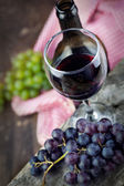 Wine concept — Stock Photo