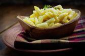 フランスの豆のサラダ — ストック写真