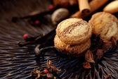 Herbatnik słodki — Zdjęcie stockowe