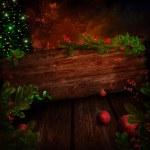 Christmas design - Xmas sign — Stock Photo