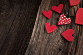 Valentine's day background — Stock Photo