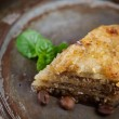 Baklava pastry dessert — Stock Photo