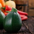 Fresh organic vegetables — 图库照片