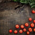 Fresh tomatoes — Stock Photo #47978185