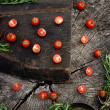 Fresh tomatoes — Stock Photo #48067117