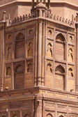 Details of Historical Monument in Allahabad, Uttar Pradesh, Indi — Stock Photo