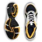 Stylish sports shoe isolated on white background — Stock Photo #45930459